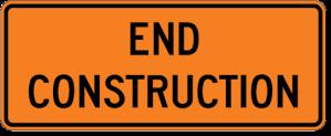 end construction2